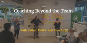 Coaching Beyond the Team with Ester Derby and Don Gray